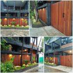 harga lantai kayu parket kolam renang Kucur Dau Malang