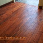harga per meter lantai kayu Surabaya